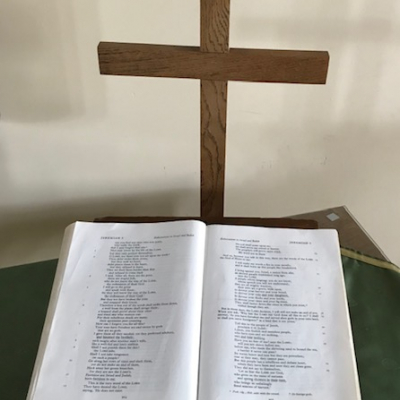 Bible & Cross