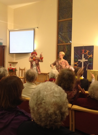 Birdwell Advent Service 3