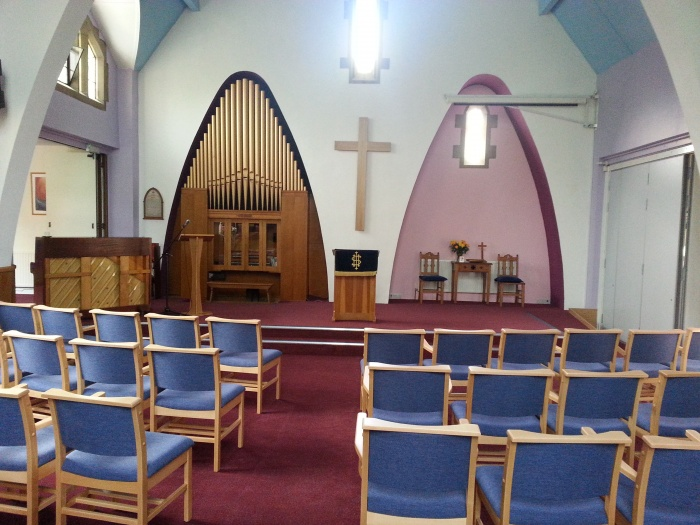 Church refurbishment
