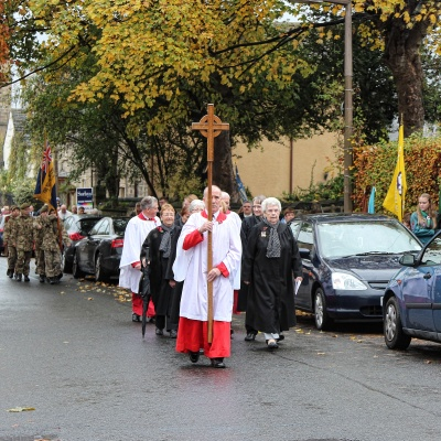 Churches Together Rememberance Parade - 1