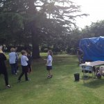 Coconut Shy Dodworth Garden Party
