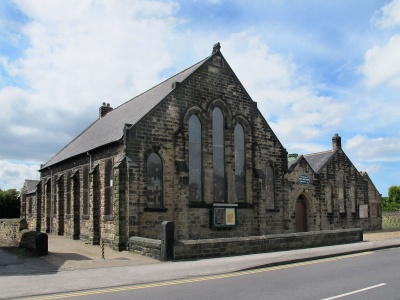 Darfield Wesley Methodist Church - Church Photo