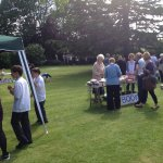 Dodworth Garden Party- -----