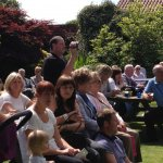 Dodworth Garden Party -----