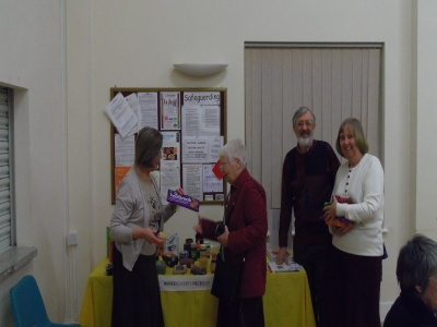 Fairtrade at the Circuit Meeting