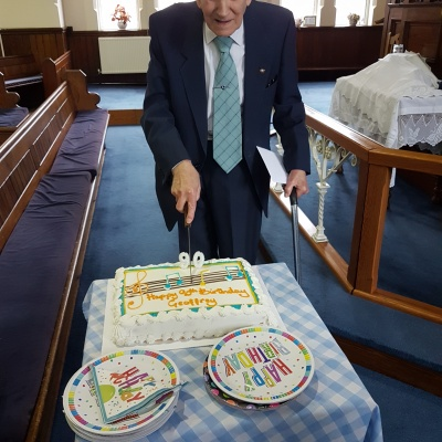 Geoffrey Shone 90th Birthday -