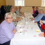 Happy Eaters at Monk Bretton Lunch Club