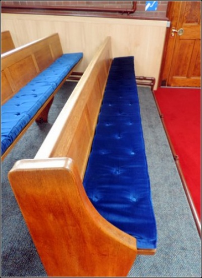 Higham The New Look Pews