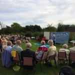 Jennys Field Circuit Service 30th August 2015 - 1