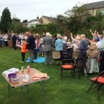 Jennys Field Circuit Service 30th August 2015 - 12