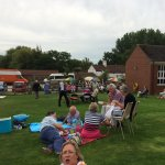 Jennys Field Circuit Service 30th August 2015 - 16