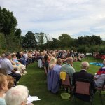 Jennys Field Circuit Service 30th August 2015 - 2