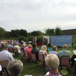 Jennys Field Circuit Service 30th August 2015 - 5