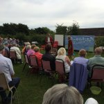 Jennys Field Circuit Service 30th August 2015 - 7