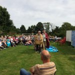 Jennys Field Circuit Service 30th August 2015 - 8