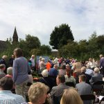 Jennys Field Circuit Service 30th August 2015 - 9