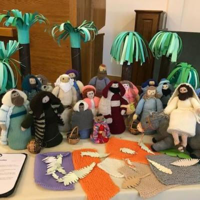 Knitted Bible 7