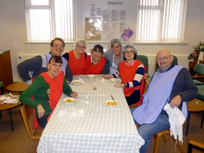 Monk Bretton Lunch Club Barnsley North Unit