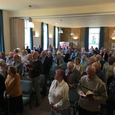 Pentecost 2019 North East Church at Monk Bretton 3