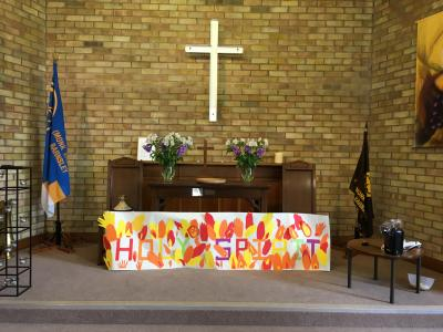 Pentecost 2019 North East Church at Monk Bretton