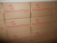 Samaritanss Purse 2014