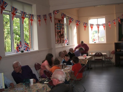 Silkstone Common Tea Dance