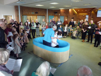 Staincross baptism 1