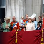 Trooping of the Colour Girls Brigade- -