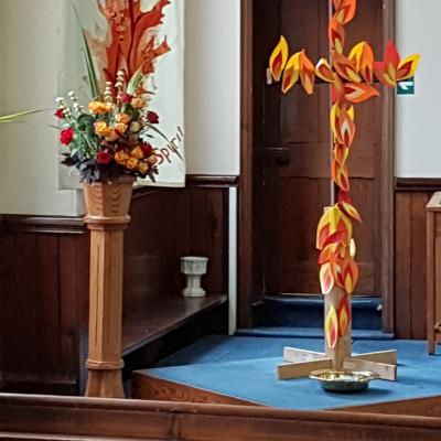 Valley Darfield Pentecost Cross 2017-